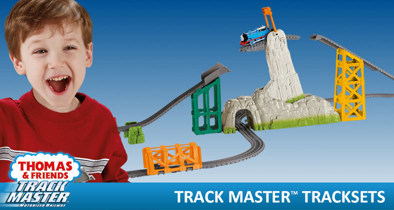 Thomas and Friends Trackmaster tracksets