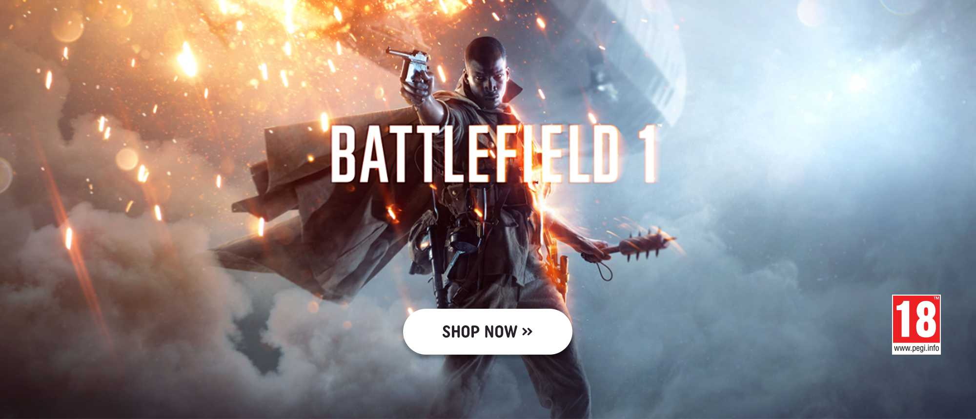 Shop All Battlefield 1 At Smyths Toys Superstores!