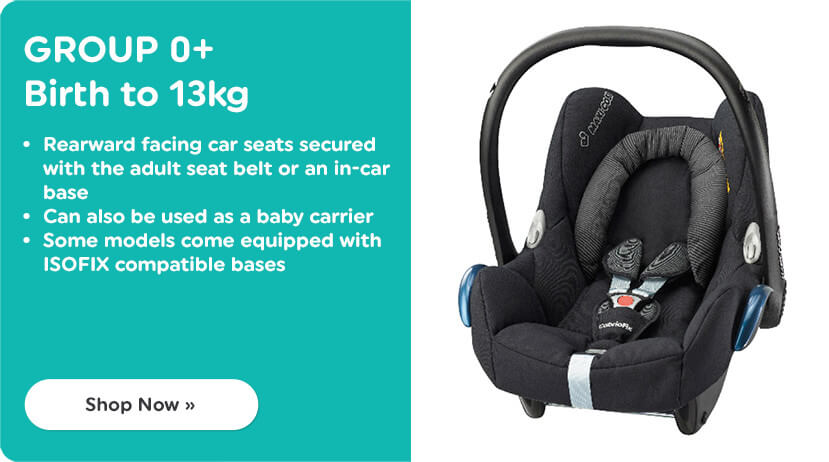 Car Seat Buying Guide Smyths Toys Superstores!
