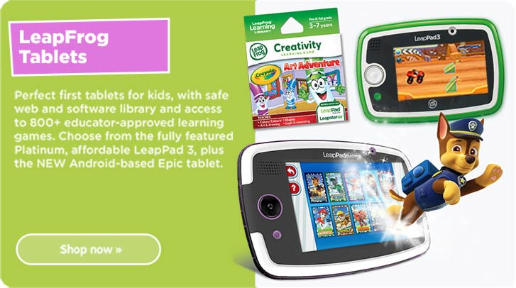 Shop All LeapFrog At Smyths Toys Superstores!