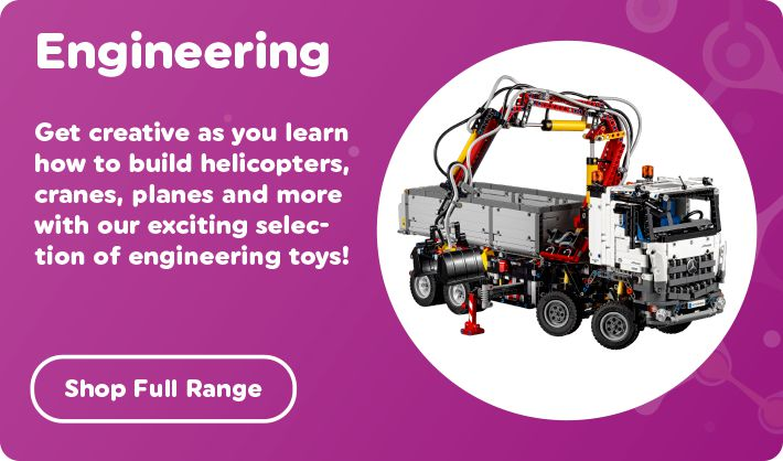 Shop All Engineering At Smyths Toys Superstores!