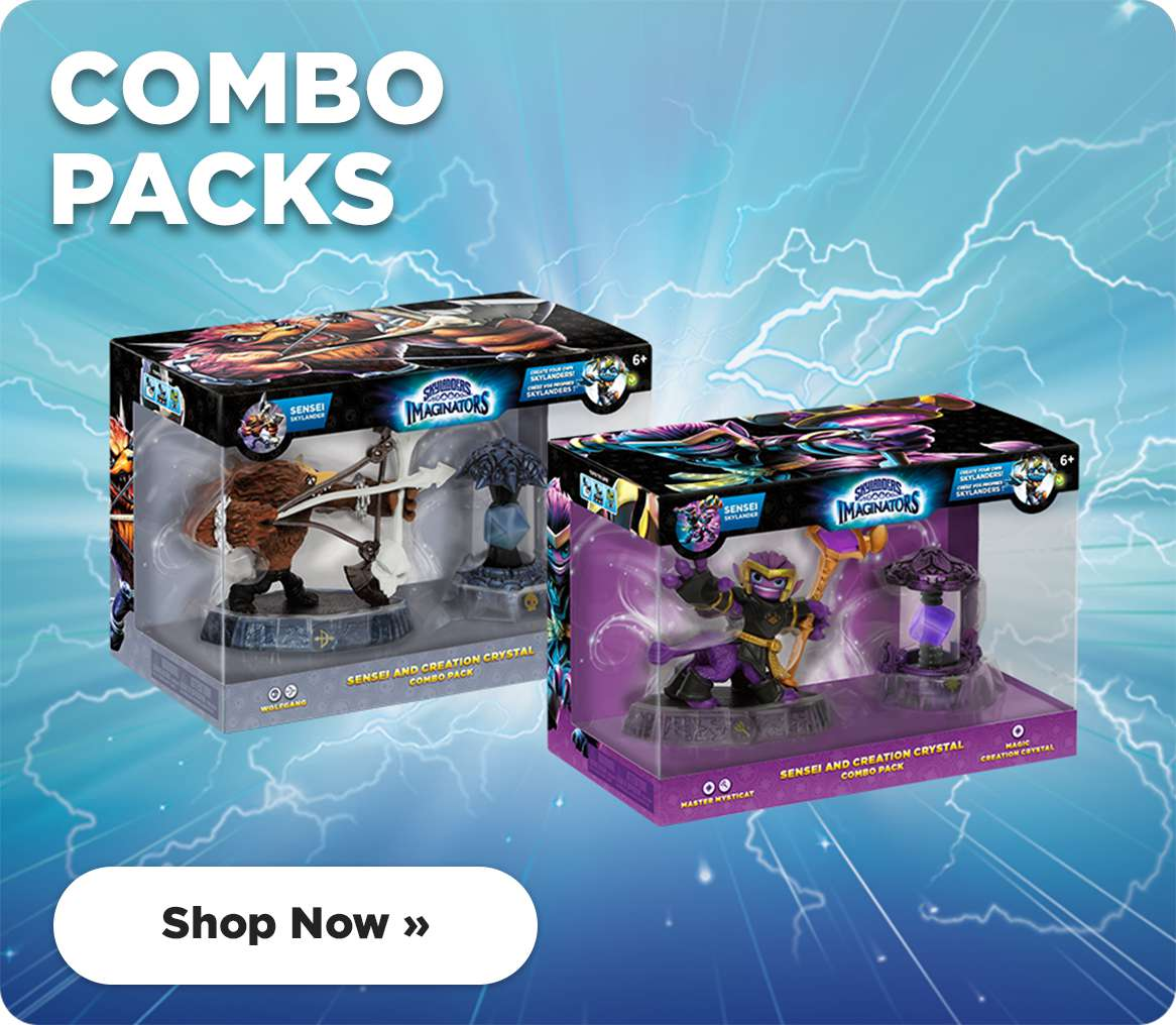 Shop All Skylanders Imaginators At Smyths Toys Superstores!