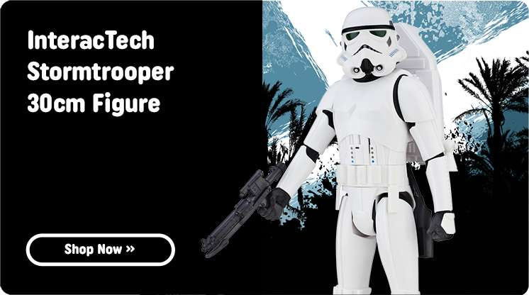 Shop All Star Wars Rogue One: Storm Troopers At Smyths Toys Superstores!