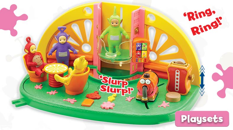 Shop All Teletubbies Today At Smyths Toys Superstores!