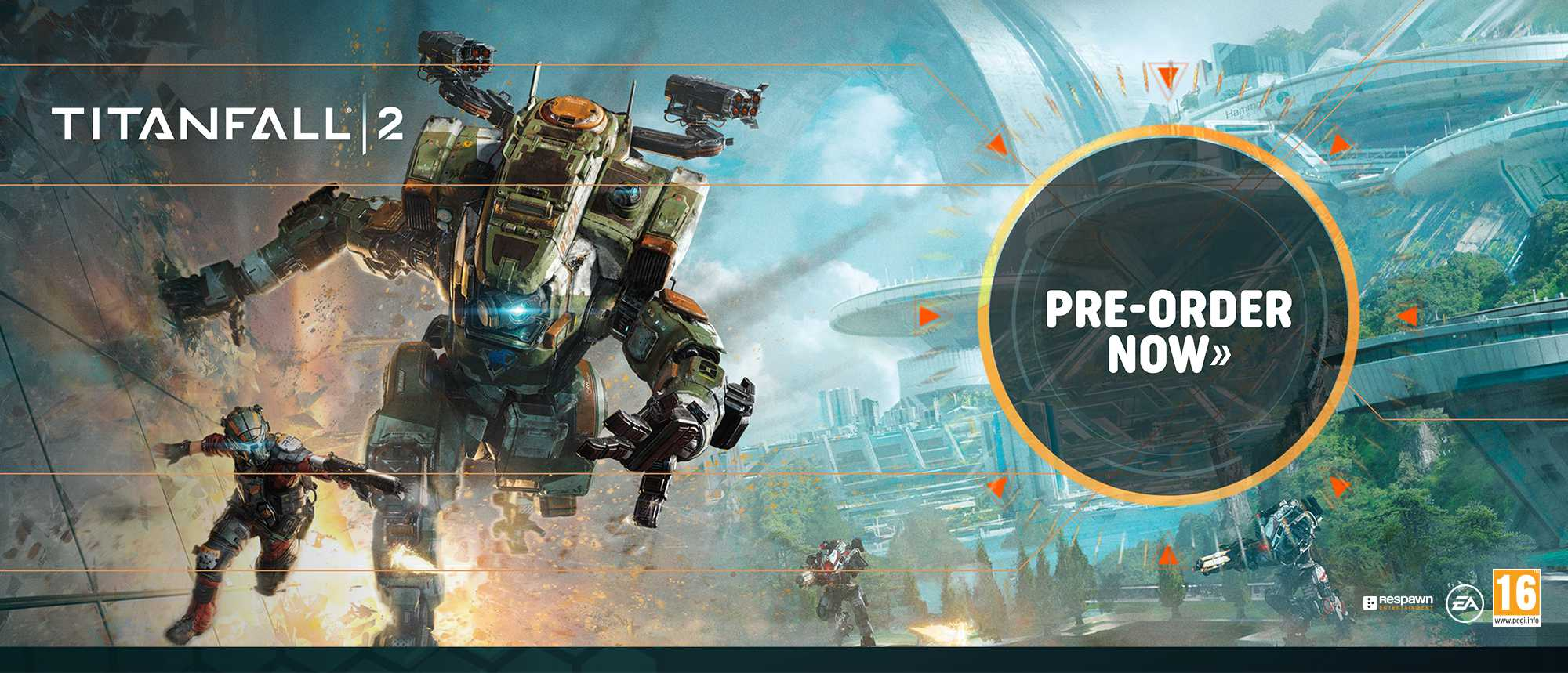 Shop All Titanfall 2 At Smyths Toys Superstores!