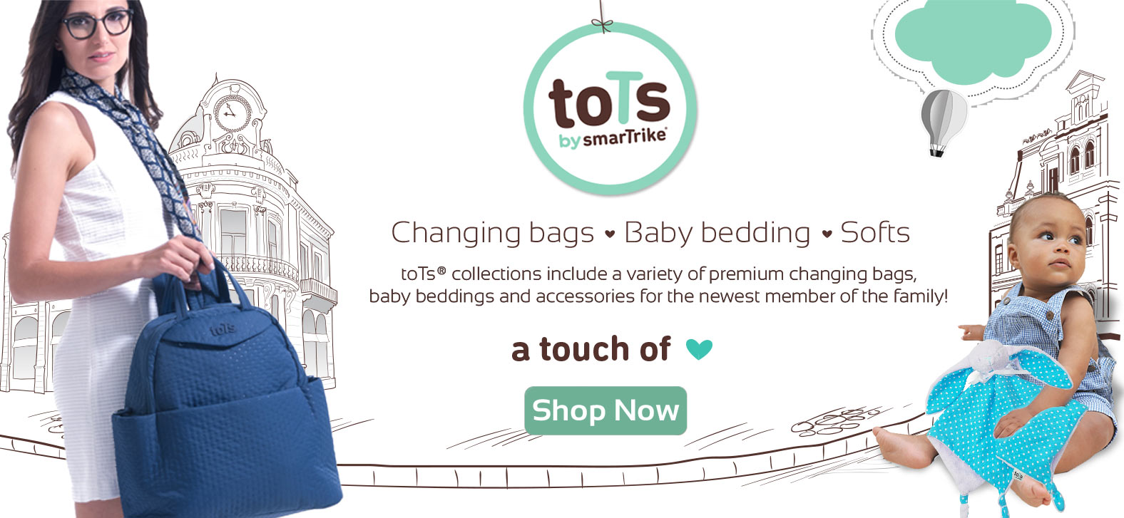 Shop All Tots by SmarTrike At Smyths Toys Superstores!