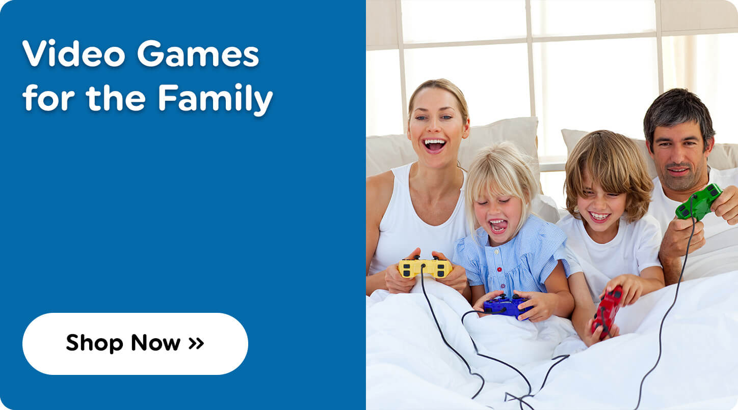 Shop All Video Games & Tablets For The Family At Smyths Toys Superstores!