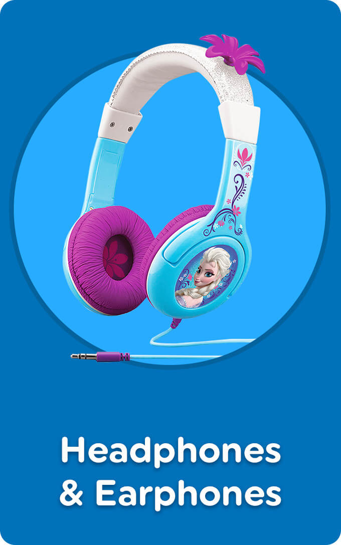 Shop All Headphones Video Games & Tablets At Smyths Toys Superstores!