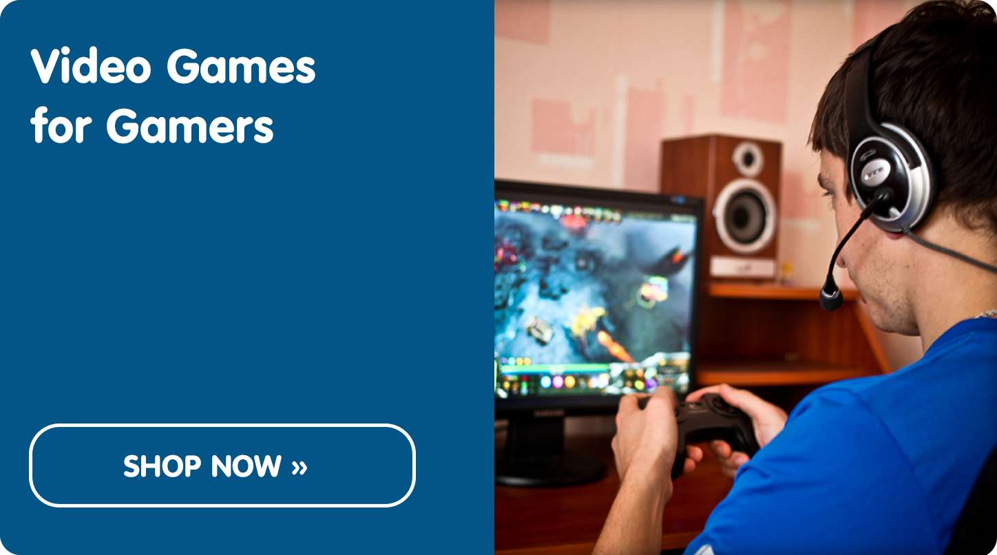 Shop All Video Games For Gamers At Smyths Toys Superstores!