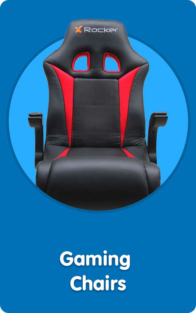 Shop All Gaming Chairs Video Games & Tablets At Smyths Toys Superstores!
