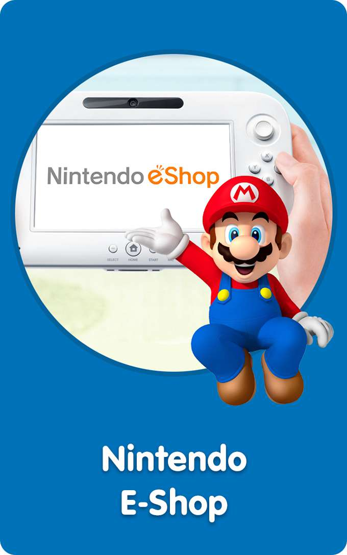 Shop All Nintendo Eshop Video Games & Tablets At Smyths Toys Superstores!