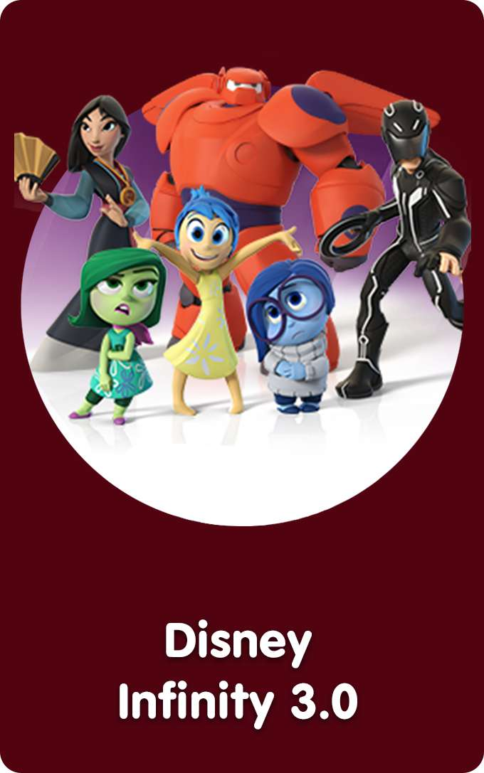 Shop All Disney Infinity 3.0 Video Games & Tablets At Smyths Toys Superstores!