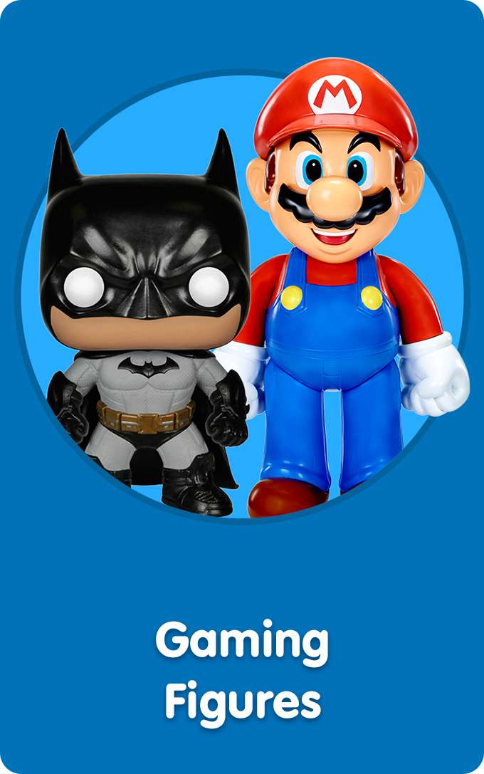 Shop All Pop Vinyl and Gaming Figures Video Games & Tablets At Smyths Toys Superstores!