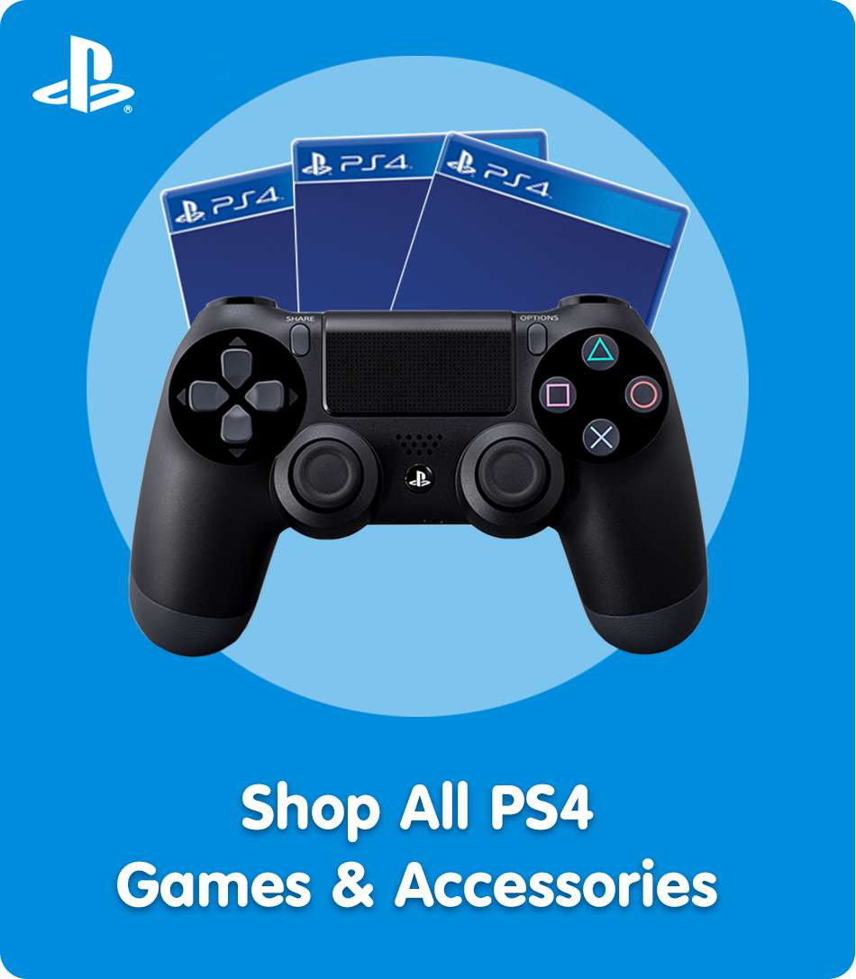 Shop All PlayStation 4 Video Games & Tablets At Smyths Toys Superstores!