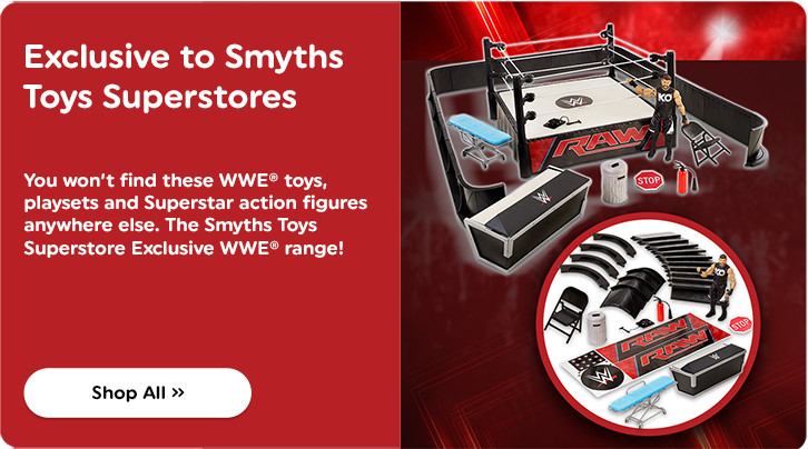 Shop All WWE At Smyths Toys Superstores!