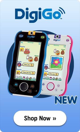 Shop All VTech DigiGo at Smyths Toys Superstores!