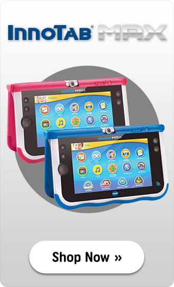 Shop All VTech Innotab MAX at Smyths Toys Superstores!