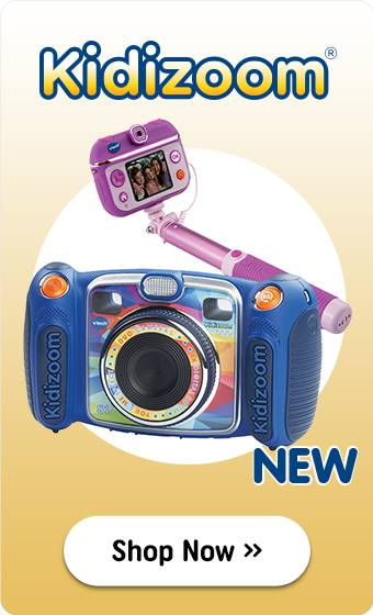 Shop All VTech Kidizoom at Smyths Toys Superstores!