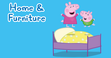 Peppa Pig Home and Furniture Accessories