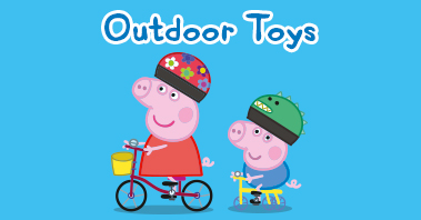 Peppa Pig Outdoor Toys