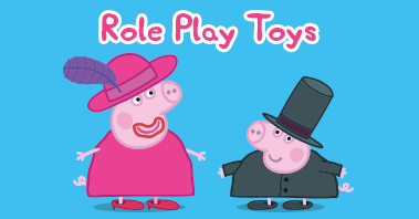 Peppa Pig Role Play Toys