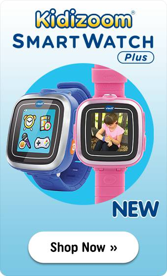 Shop All VTech Kidizoom Smart Watch at Smyths Toys Superstores!