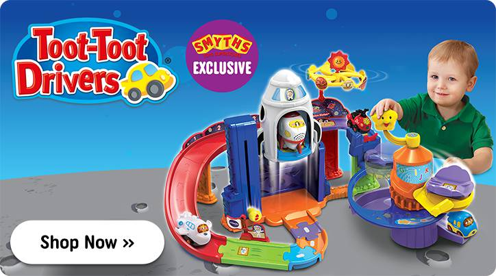 Shop All VTech at Smyths Toys Superstores!