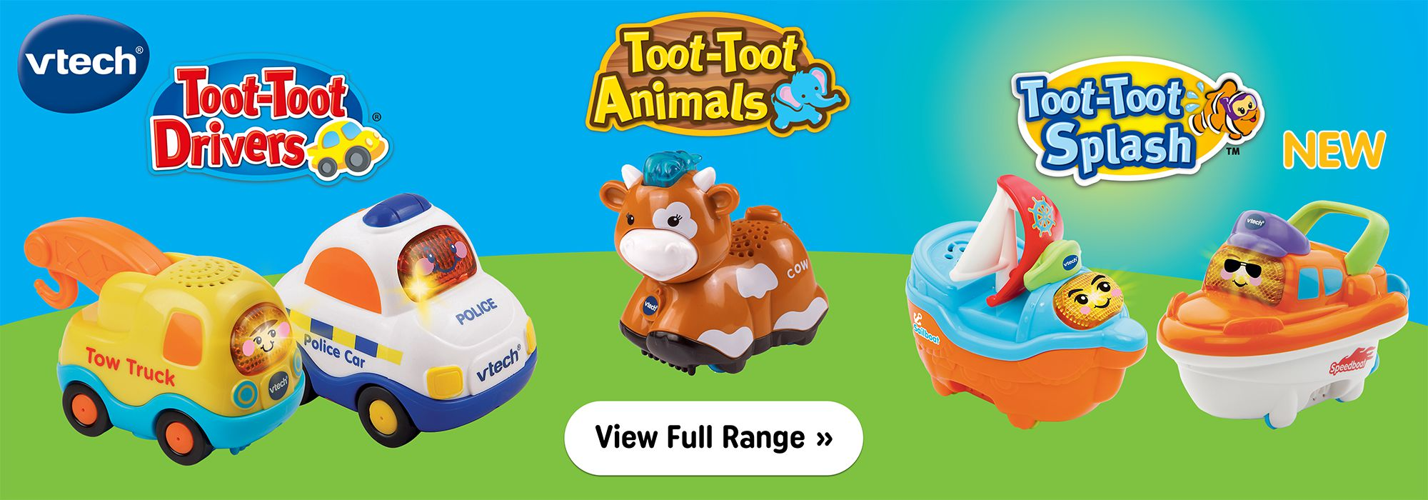 Shop All VTech toys at Smyths Toys Superstores!