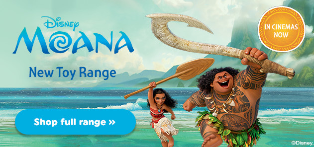 Shop All Disney Moana At Smyths Toys Superstores!