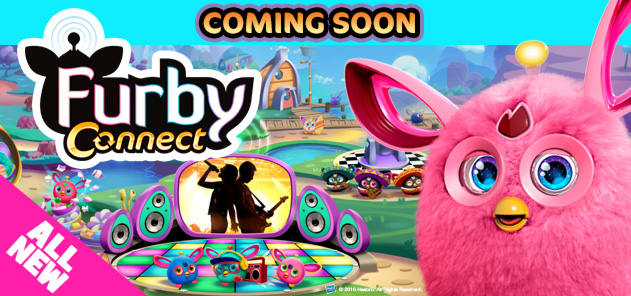 New Furby Coming soon to Smyths Toys Superstores!