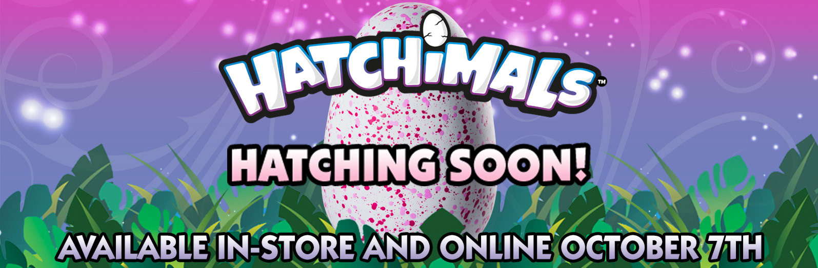 New Hatchimals Toys will be soon available at Smyths Toys Superstores!