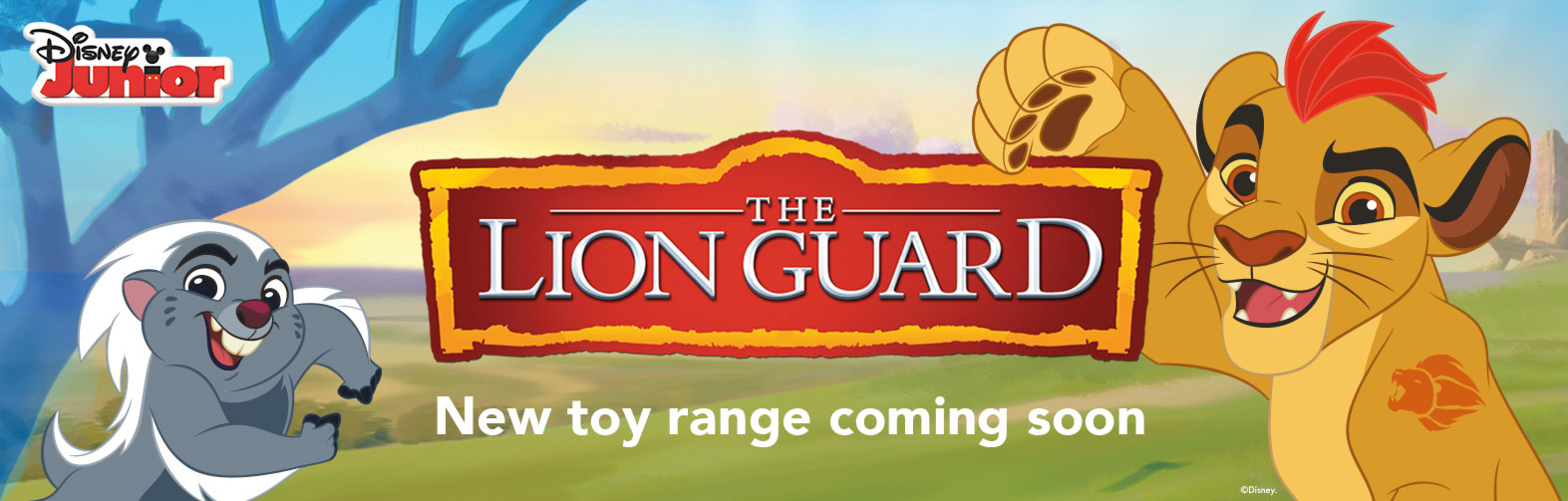 New The Lion Guard Toys coming this summer to Smyths Toys Superstores
